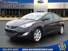 2013_Hyundai_Elantra_Limited_ Chattanooga TN