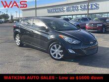 2013_Hyundai_Elantra_Limited_ Jackson MS