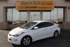2013_Hyundai_Elantra_Limited_ Las Vegas NV