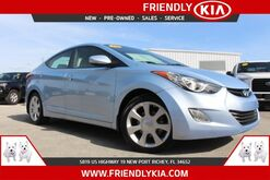 2013_Hyundai_Elantra_Limited_ New Port Richey FL
