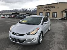 2013_Hyundai_Elantra_Limited_ North Logan UT