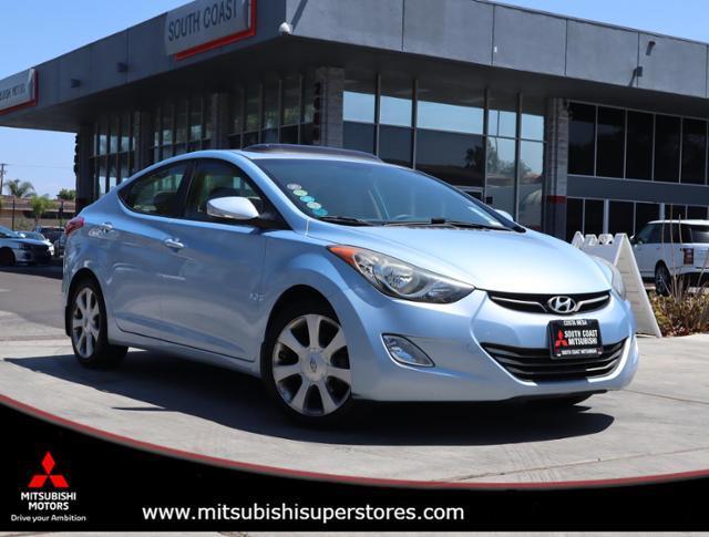 2013 Hyundai Elantra Limited PZEV Costa Mesa CA