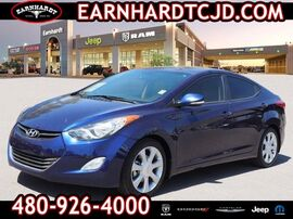 2013_Hyundai_Elantra_Limited_ Phoenix AZ