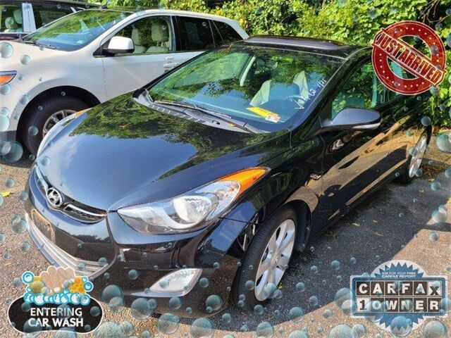 2013 Hyundai Elantra Limited Williamsburg VA