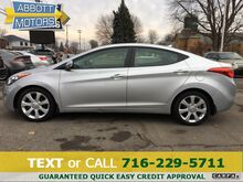 2013_Hyundai_Elantra_Limited w/Leather & Moonroof_ Buffalo NY