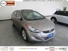 2013 Hyundai Elantra Limited Golden CO