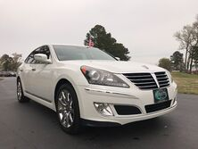 Hyundai Equus 4d Sedan Ultimate 2013