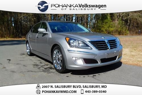 2013_Hyundai_Equus_Ultimate ** CLEAN CARFAX ** MUST SEE **_ Salisbury MD