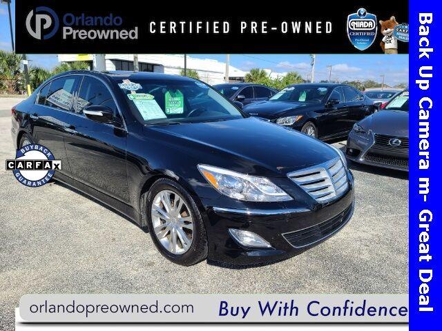 2013 Hyundai Genesis 3.8 Orlando FL