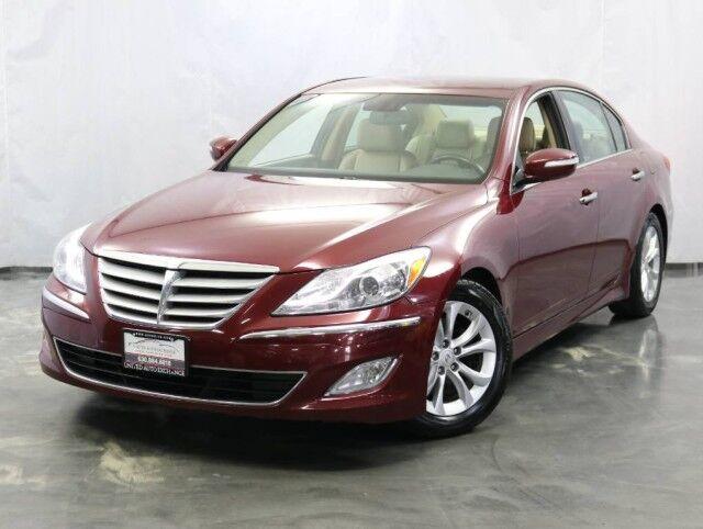 2013 Hyundai Genesis 3.8L Addison IL