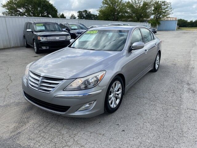 2013 Hyundai Genesis 3.8L Gainesville TX