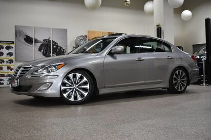 2013_Hyundai_Genesis_5.0L R-Spec_ Boston MA