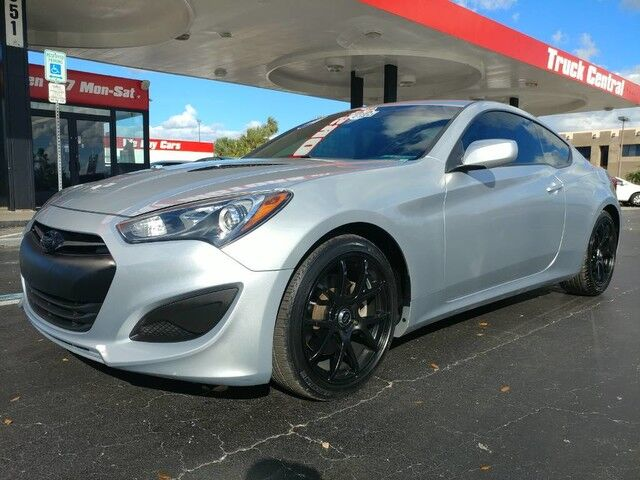 2013_Hyundai_Genesis Coupe_2.0T_ Fort Myers FL