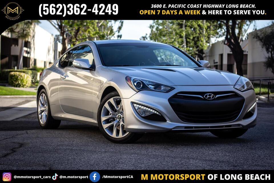 2013_Hyundai_Genesis Coupe_3.8 Grand Touring Coupe 2D_ Long Beach CA
