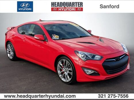 2013_Hyundai_Genesis Coupe_3.8 Track_ Orlando FL