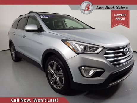 2013_Hyundai_SANTA FE_Limited_ Salt Lake City UT
