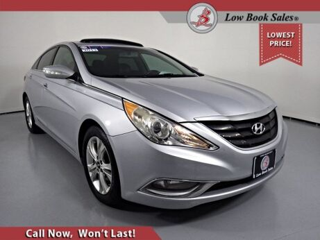 2013_Hyundai_SONATA_Limited PZEV_ Salt Lake City UT