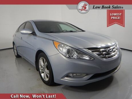 2013_Hyundai_SONATA_Limited_ Salt Lake City UT