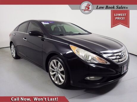 2013_Hyundai_SONATA_SE_ Salt Lake City UT