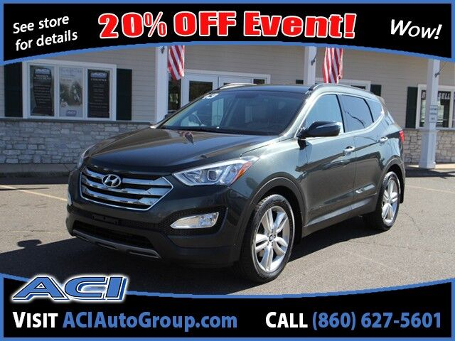 2013 Hyundai Santa Fe 2.0T Sport East Windsor CT