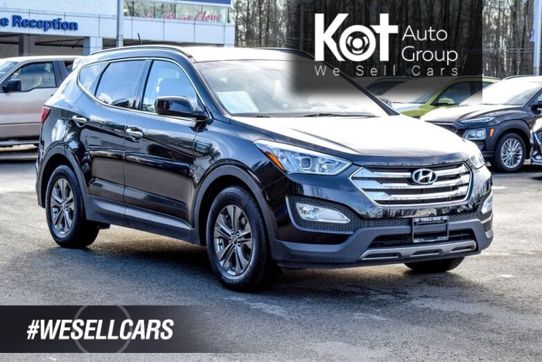 2013 Hyundai Santa Fe AWD 4door 2.4L Auto Premium Heated Seats Maple Ridge BC