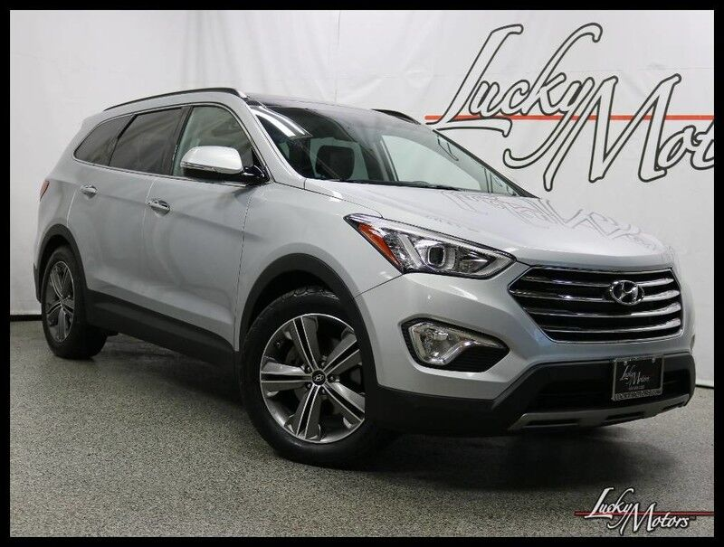 2013 Hyundai Santa Fe Limited Awd Tech Pkg