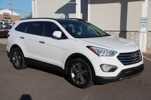 2013 Hyundai Santa Fe Limited East Windsor CT