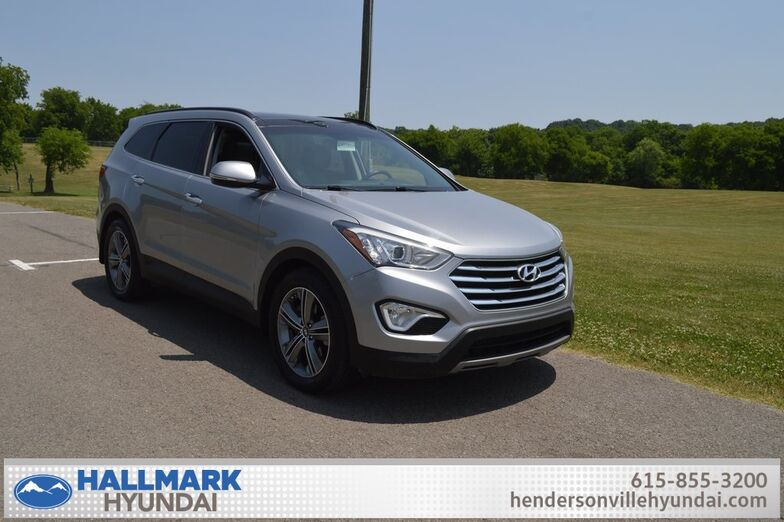 2013 Hyundai Santa Fe Limited Franklin TN