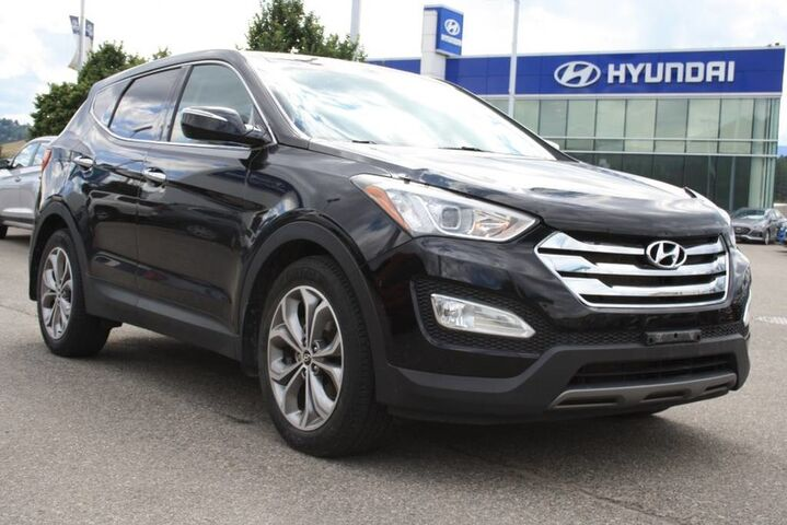 2013 Hyundai Santa Fe Limited Heated Seats Bluetooth Sunroof Backup Camera Leather