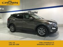 2013_Hyundai_Santa Fe_Premium **AWD ** Heated Front and Rear Seats** Heated Steering Wheel** Backup Sensors**_ Winnipeg MB