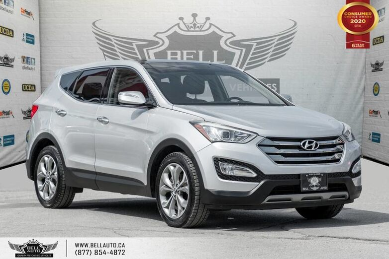 2013 Hyundai Santa Fe Premium, AWD, BACK-UP CAM, PANO ROOF, PUSH START Toronto ON