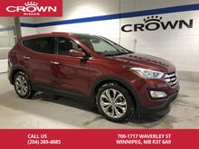 2013_Hyundai_Santa Fe_Premium AWD *Leather/Heated Seats/Back up Camera*_ Winnipeg MB