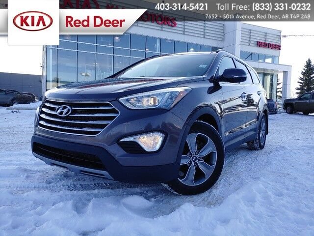 2013 Hyundai Santa Fe XL AWD Red Deer AB