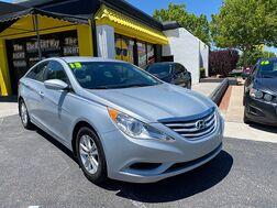 2013_Hyundai_Sonata_4d Sedan GLS_ Albuquerque NM
