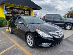 2013_Hyundai_Sonata_4d Sedan Limited_ Albuquerque NM