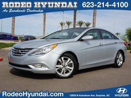 2013_Hyundai_Sonata_4d Sedan Limited_ Phoenix AZ