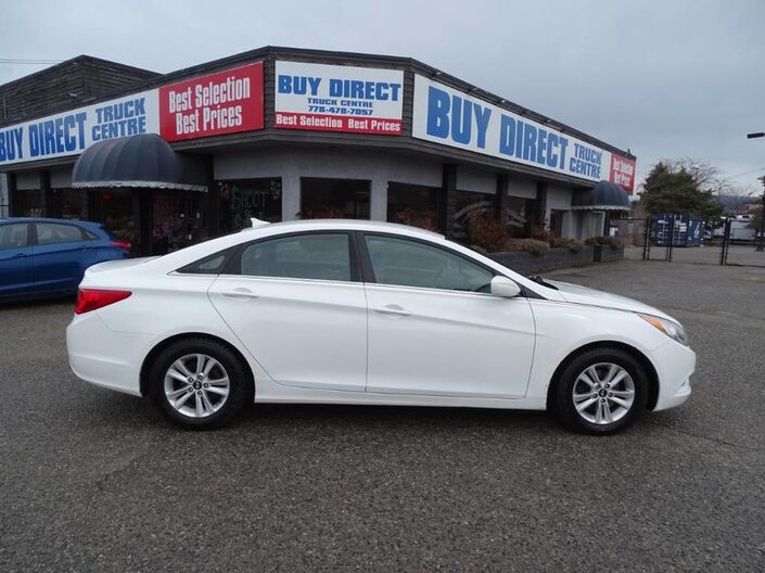 2013 Hyundai Sonata GL, Reliable Fuel Efficient, Great Safety Features Kelowna BC