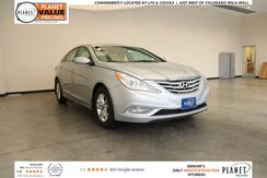 2013 Hyundai Sonata GLS Golden CO