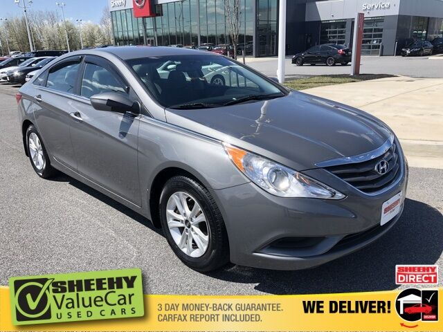 2013 Hyundai Sonata GLS White Marsh MD