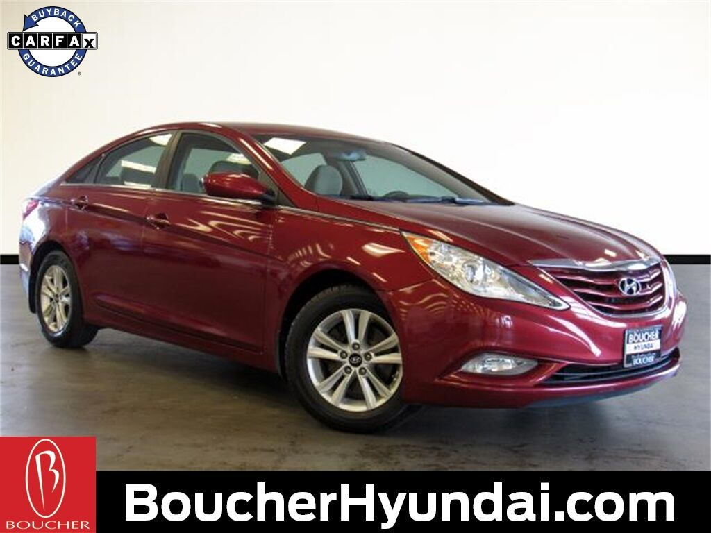 2013 Hyundai Sonata GLS w/Popular Equipment Pkg Waukesha WI