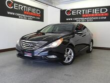 2013_Hyundai_Sonata_LIMITED AUTO NAVIGATION PANORAMIC ROOF REAR CAMERA HEATED LEATHER SEATS BLU_ Carrollton TX