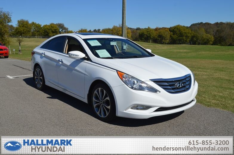 2013 Hyundai Sonata Limited 2.0T Franklin TN