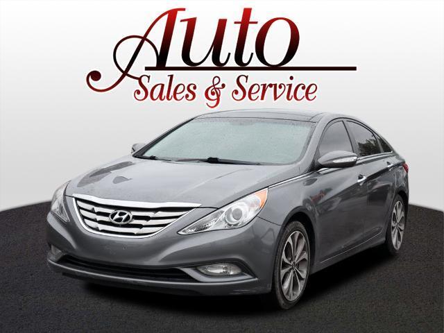 2013 Hyundai Sonata Limited 2.0T Indianapolis IN