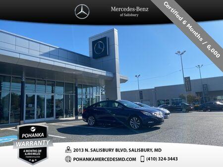 2013_Hyundai_Sonata_Limited 2.0T NAVI/SUNROOF ** Certified 6 Months / 6,000  **_ Salisbury MD