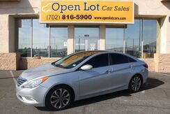 2013_Hyundai_Sonata_Limited Auto_ Las Vegas NV