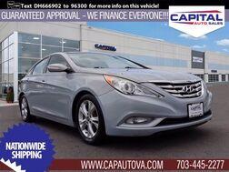 2013_Hyundai_Sonata_Limited_ Chantilly VA