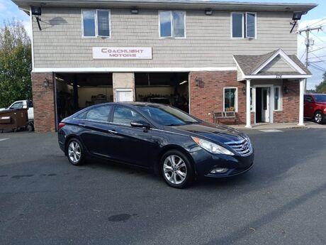 2013 Hyundai Sonata Limited East Windsor CT
