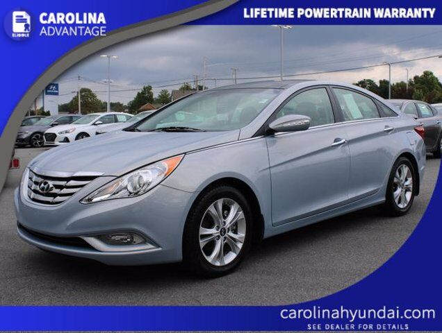 2013 Hyundai Sonata Limited High Point NC