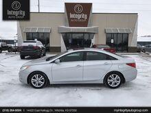 2013_Hyundai_Sonata_Limited PZEV_ Wichita KS