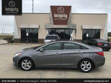 2013_Hyundai_Sonata_Limited PZEV_ Wichita KS